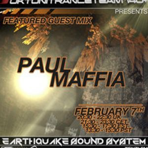 UkTuniTranceTeam140+ Pres. Earthquake Sound System 057 (Paul Maffia Guestmix) 7.02.2014