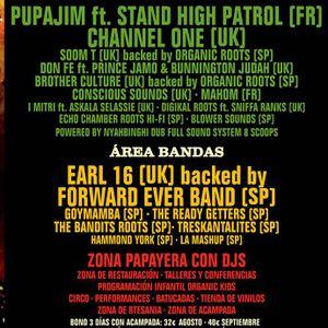 Programa 87, La Concha Reggae Radio feat. Organic Roots (13/09/2013)
