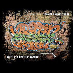 Writin' & Graffin' mix-tape by Kouz1