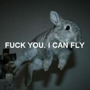 F*ck you. I can fly