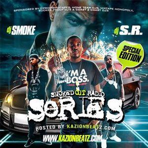 """Mixtape Monday  5-13-13 """"Smoked Out Radio SE"""" DJ Smoke, DJ SR"""