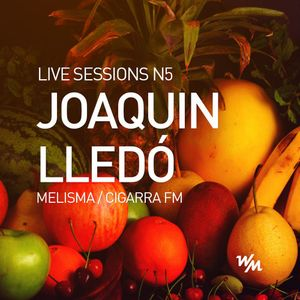 WM Live Sessions N5 @ Caracas Bar - Joaquin Lledó (Chile) - Dj Set