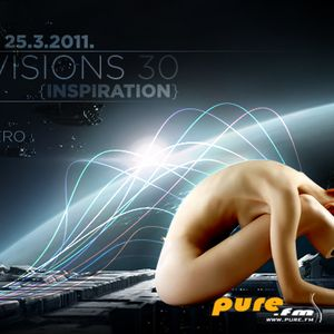 Tino Deep-Deep Visions 030 [March 25,2011] On Pure.Fm