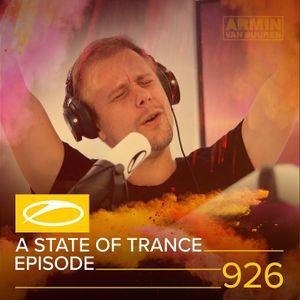 Armin van buuren - A state of trance 926 (2019-08-08)