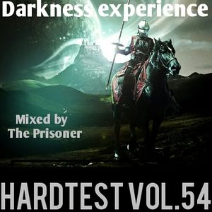 CD2-VA-HardTest vol.54 mixed by The Prisoner [Darkness experience]