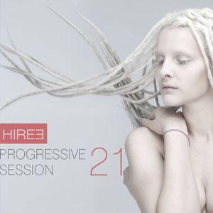 Hiree Progressive MixTape 21 (04.10.2014)