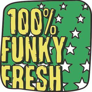 100% FUNKY FRESH 001