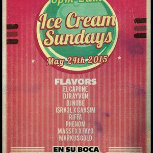 DJ Phenom Ice Cream Sundays Promo Mix