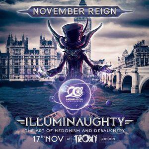 THE GOBLIN - November Reign - 17.11.17