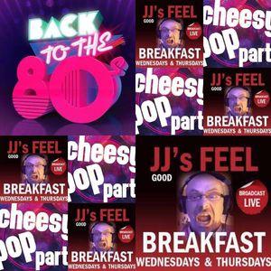 JJ's Feel Good Breakfast on SG1 Radio 04/10/2018