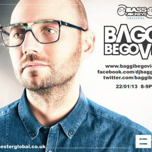 BassJockeys Sessions Show - 22.01.13 with guestmix by Baggi Begovic