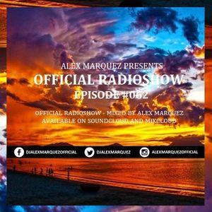 Alex Marquez @ Official RadioShow Episode #062