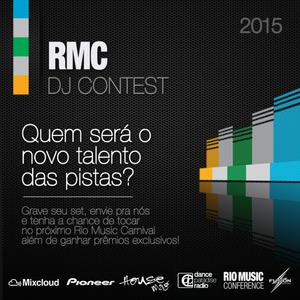 RMC DJ Contest @ Pedro Passos 2015