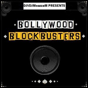 Blockbusters Mashup Mix DJ V DJ MoazzaM