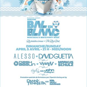 Bal en Blanc 21 (April 5th 2015) - Best of