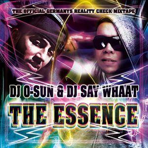 DJ SAY WHAAT - THE ESSENCE SET