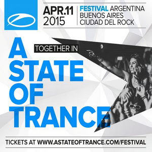 Special closing set – Live @ A State Of Trance 700 Festival in Mandarine Park (Buenos Aires)