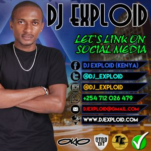 Branded Mix 26 [SUHDIFFERENT] - DJ Exploid ( www.djexploid.com '_' +254712026479 )