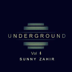 Sunny Zahir - Underground Deep House Vol 4