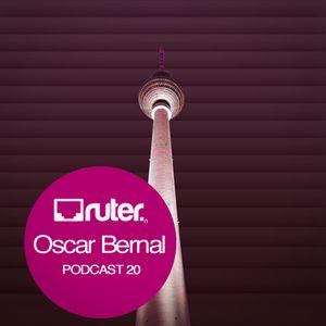 Ruter Podcast 20 //Oscar Bernal