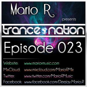 Trance Nation Episode 023