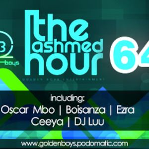 Ashmed Hour 64 // Golden Mix By Ezra