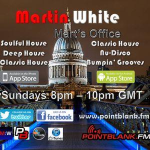 07.02.16 - Martin White, Mart's Office - Point Blank FM.