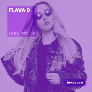 Guest Mix 207 - Flava D [31-05-2018]