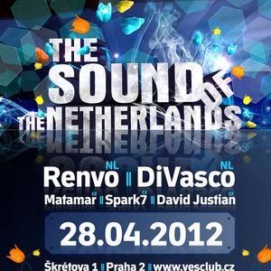 DiVasco @ TSOTN - YesClub Prague, 28-04-2012