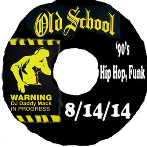 Old School 90's R&B/Hip Hop DJ Daddy Mack Party Mix!! (C) '14