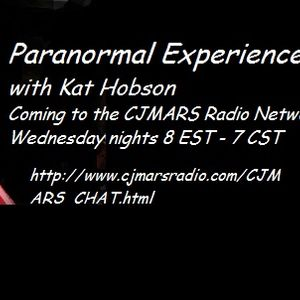 PREMIER Paranormal Experienced with Host Kat Hobson Special Guest John DeSouza