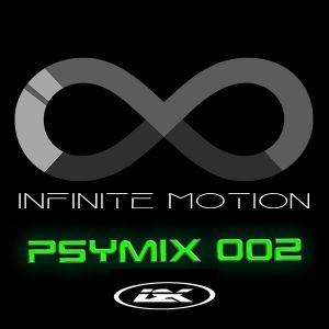 Infinite Motion - Psymix Volume 002 (2020)