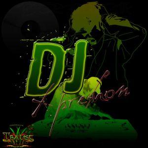 DJ Xpreshon & Silver Bullet - Remix CD Promotional Copy