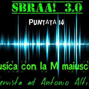 """SBRAA! 03X14 - MUSICA CON LA """"M"""" MAIUSCOLA"""