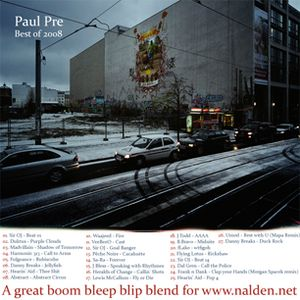 Paul Pre - Best of 2008 Mix