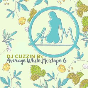 DJ Cuzzin B: Average White Mixtape 6