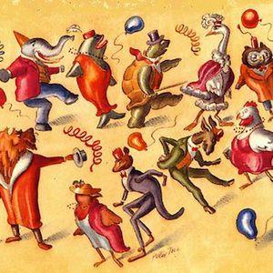 Psicopuntata_511 Carnevale degli animali