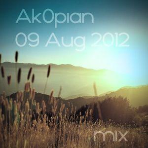 Ak0pian 09 Aug 2012 mix
