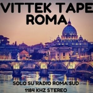Vittek Tape Roma 11-7-16