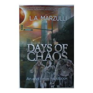 Guest: LA Marzulli Discusses Watchers 9 DVD & Days of Chaos