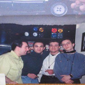 Acid Jazz After Party Sat. Morning PM Cafè Milano 1993