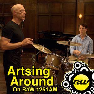 Artsing Around - Foxcatcher, Whiplash & Birdman - 31 Jan 2015