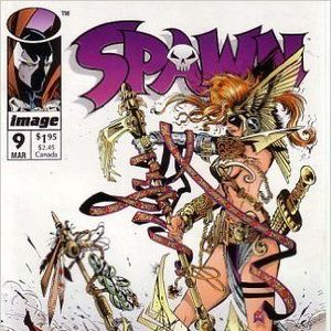 10 - Spawn #9 - The First Appearance Of Angela