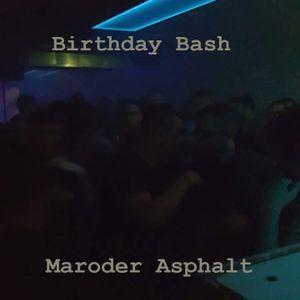 The Night by Tom's Birthday Bash @ Maroder Asphalt  -                                    (2,5 h cut)