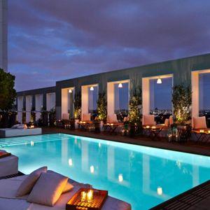 Rusty Egan Sky Bar Mondrian Los Angeles 2019-01-24