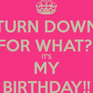 TDFW (Happy Birthday Caitlin!)