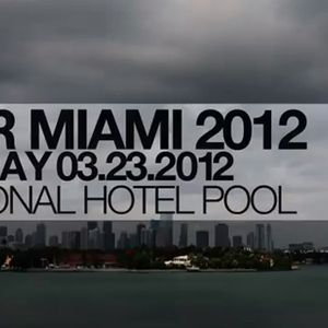 Chris Liebing - Live @ CLR Miami 2012 WMC Edition Party Miami (USA) 2012.03.20.