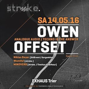 OWEN OFFSET LIVE SET @ TRIER (GERMANY )