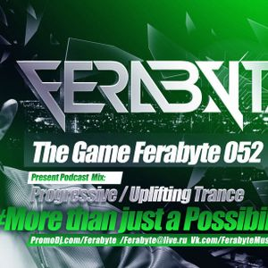 The Game Ferabyte #052 (16.09.15)
