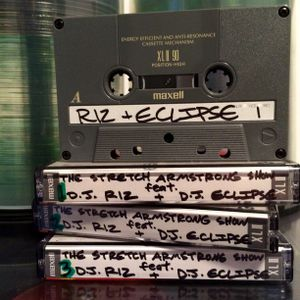The Stretch & Bobbito Show w/DJ Riz, Eclipse, Fat Joe & Big Pun 89.9 WKCR August 31, 1995